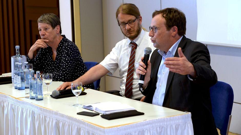 SPD und Grüne debattieren über Atomkraftwerk Tihange