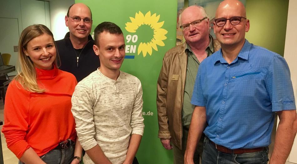 Ortsverband der Grünen in Issum ist gegründet