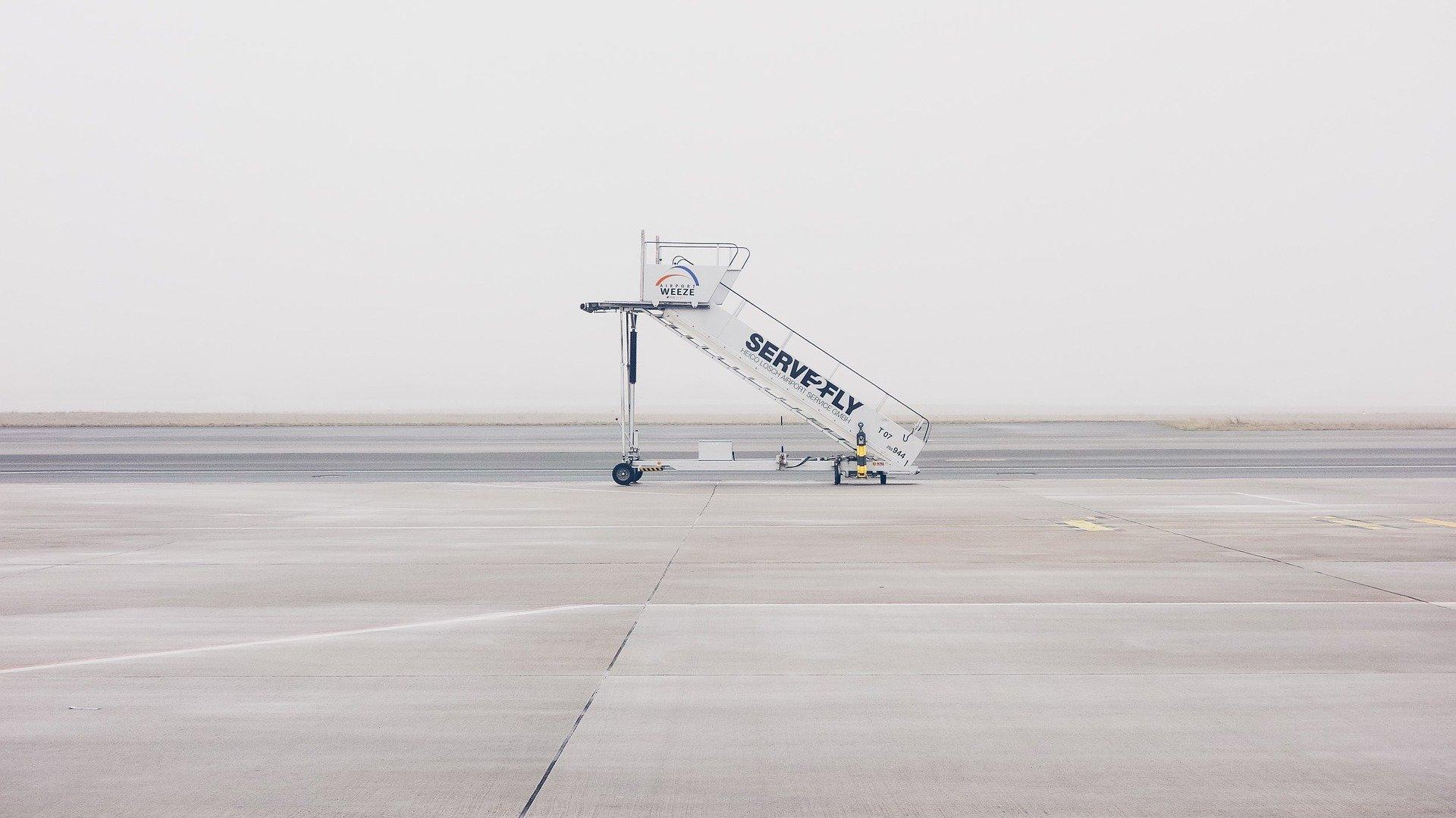 WDR Lokalzeit: Keine Flüge in Weeze