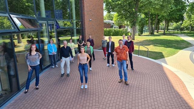 GRÜNE im Kreis Kleve wählen junge Energie für den Kreistag