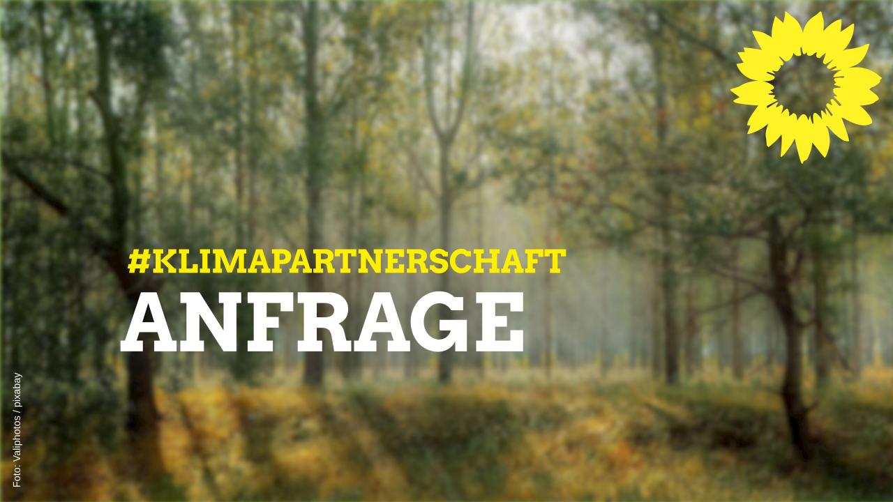 """Anfrage: Informationen zur """"Klima Partnerschaft im Kreis Kleve"""""""
